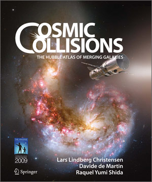 Cosmic Collisions - The Hubble Atlas of Merging Galaxies
